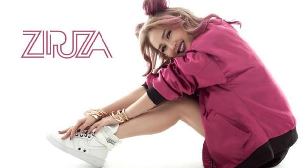 カザフポップ(Q-pop)のNew Female Star! Ziruza!