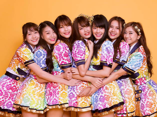 タイで人気大爆発!?バンコク版AKB48でおなじみの BNK48