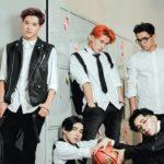カザフスタンNo.1男性アイドルグループ Ninety One