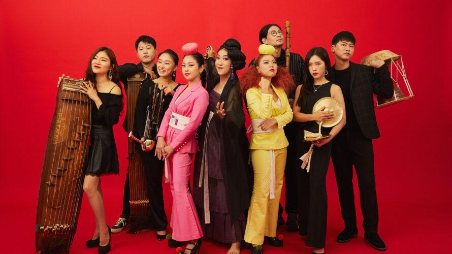シャーマンの儀式と北朝鮮の民謡を盛り込んだ韓国のバンド Ak Dan Gwang Chil