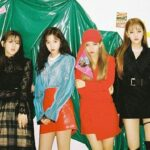 4ヵ国のメンバーが所属する世界的に人気なK-pop女性アイドルグループ (G)I-DLE