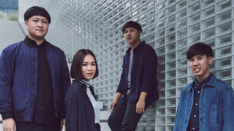 タイを代表する4人組キラキラ系シンセポップバンド TELEx TELEXs